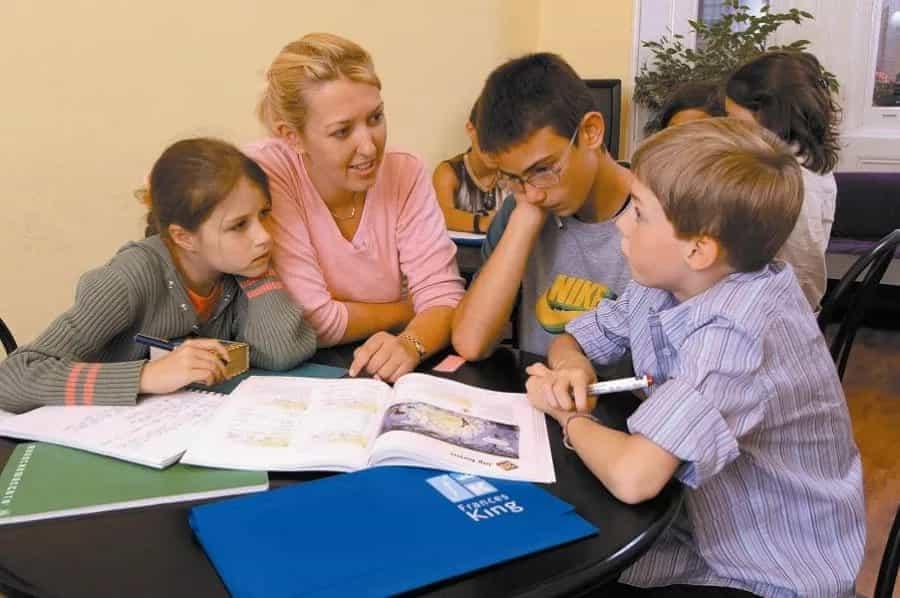 Consejos para enseñar inglés a los niños